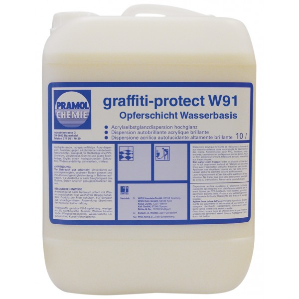 Graffiti-protect W 91